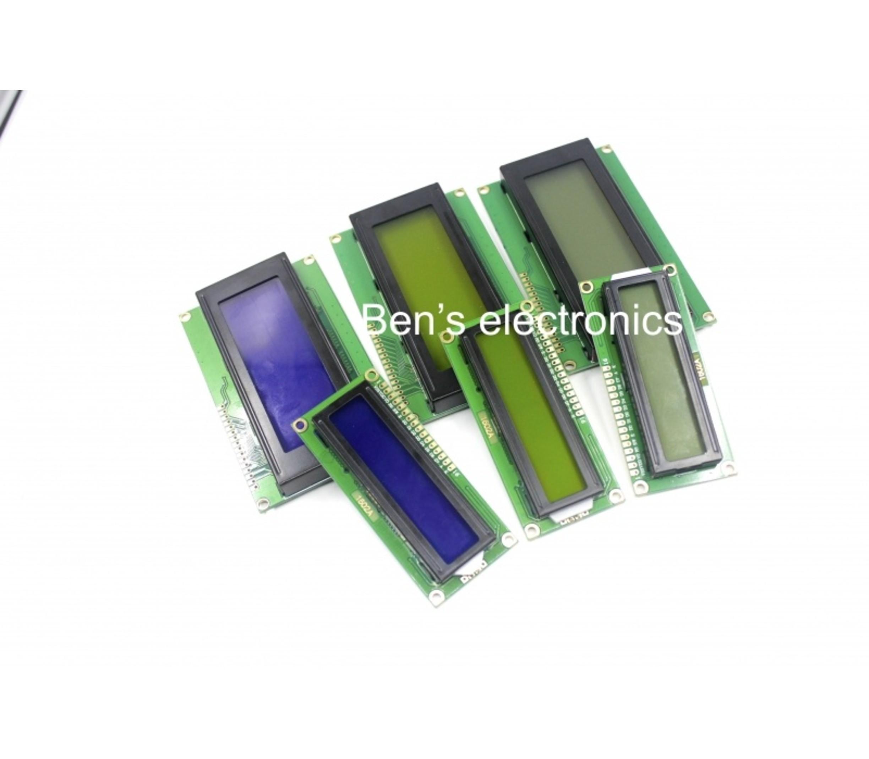 20 x 4 LCD2004 grey black LCD display