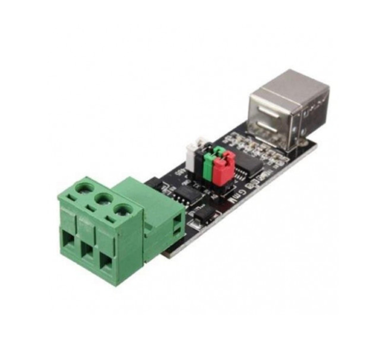 USB 2.0 RS485 interface FTDI