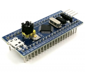STM32F103C8T6 (Copy van Blue Pill) Arduino Compatible Board