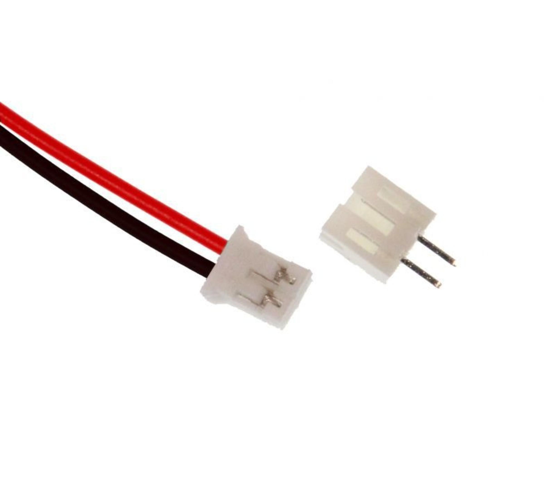 Jst connector 2.5 krimp set en