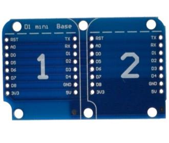 WeMos D1 Mini Duo Base