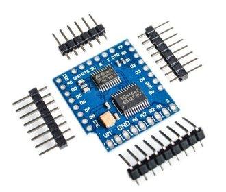 WeMos D1 Mini Motor Shield