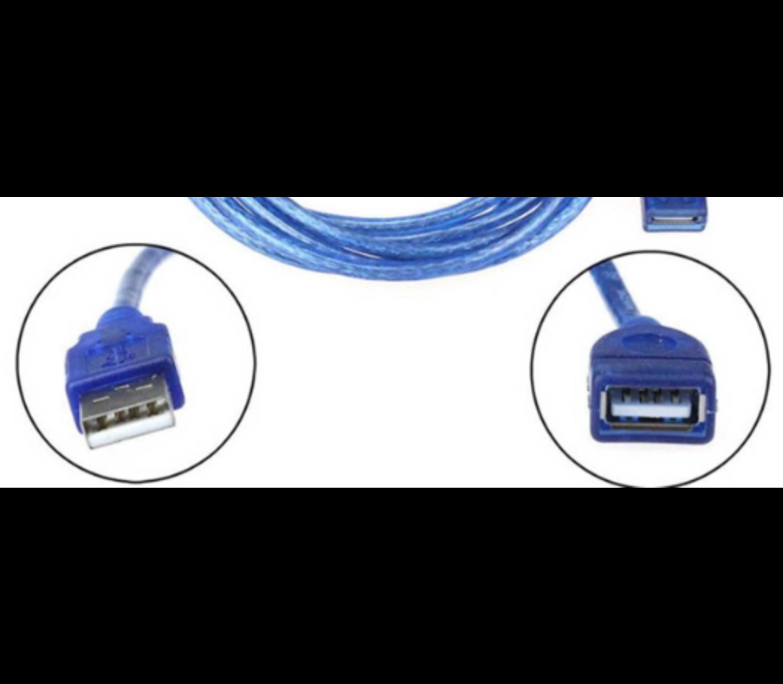 USB verlengkabel 3m (hoge kwaliteit)