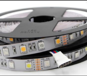 Ledstrip RGBW 12 Volt spatwaterdicht