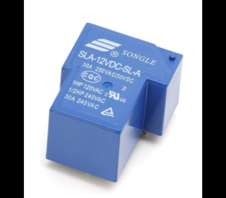 Print relais 12v DC SLA-12VDC-SL-A