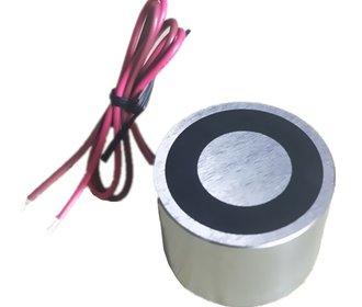 Elektromagneet 15KG magnetisch stroomloze toestand