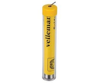 Buisje tin 1mm 17 gram met harskern