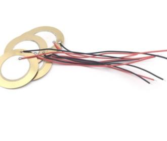 35mm piezoelectric ceramic buzzer