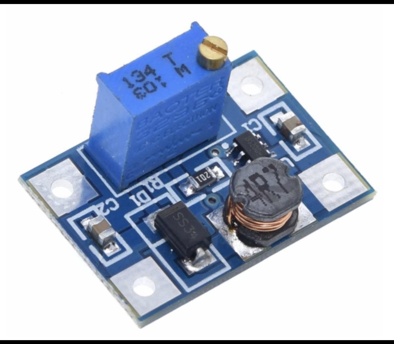SX1308 2A Step Up Power Module