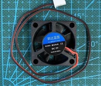 5v borstelloos koeling ventilator 30x30x10mm