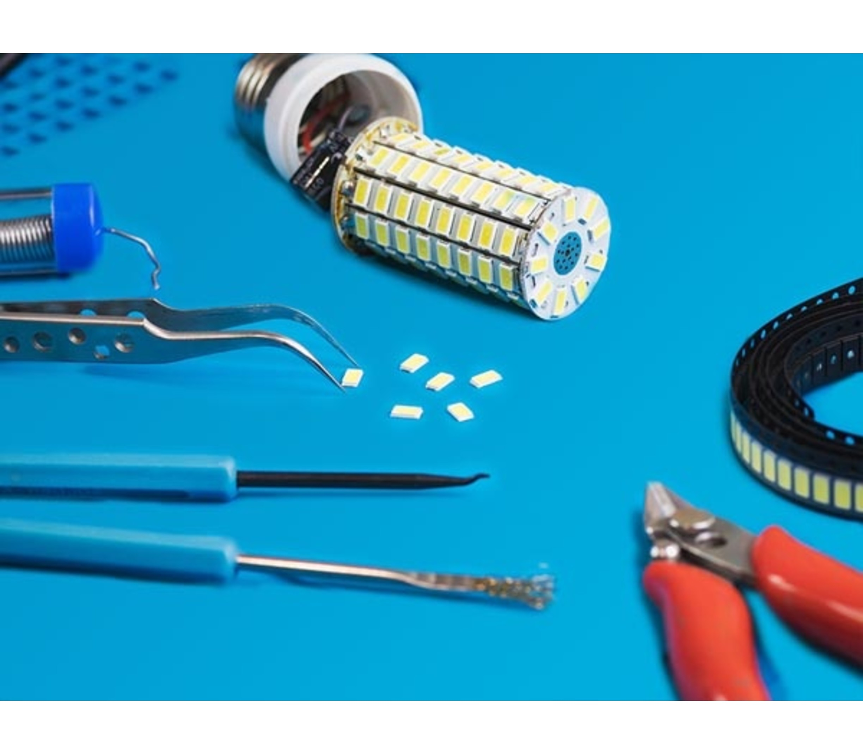 Siliconen soldeermat 350 x 250 mm