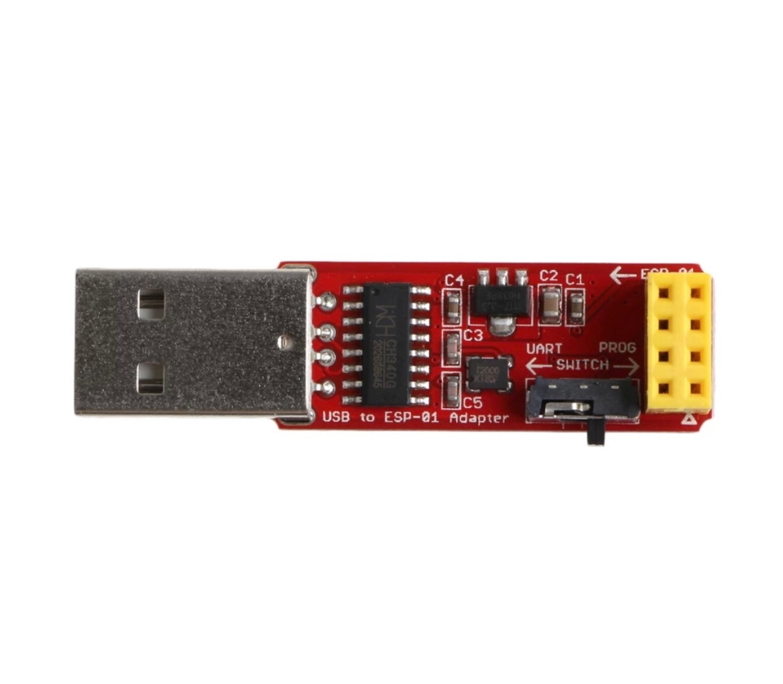 esp8266-01 Programmer CH340