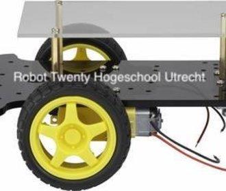 Robot Twenty Hogeschool Utrecht