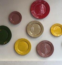 Argile et couleurs Bord M en L