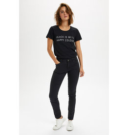 Kaffe Kaffe Black T-Shirt
