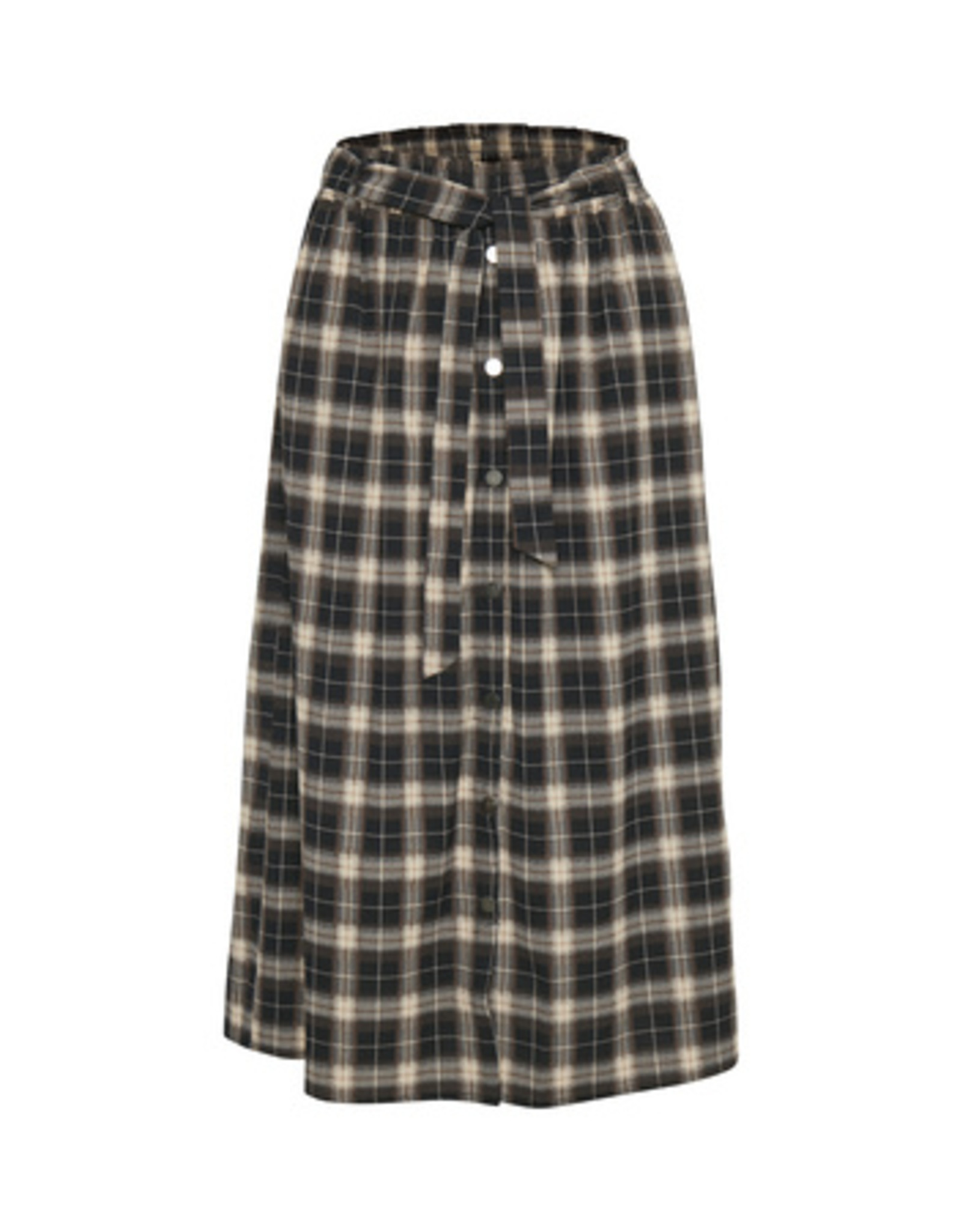 Kaffe Kaffe KAbabette Skirt Black Check