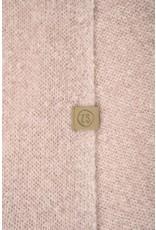 Zusss Zusss warme brei sjaal poederroze