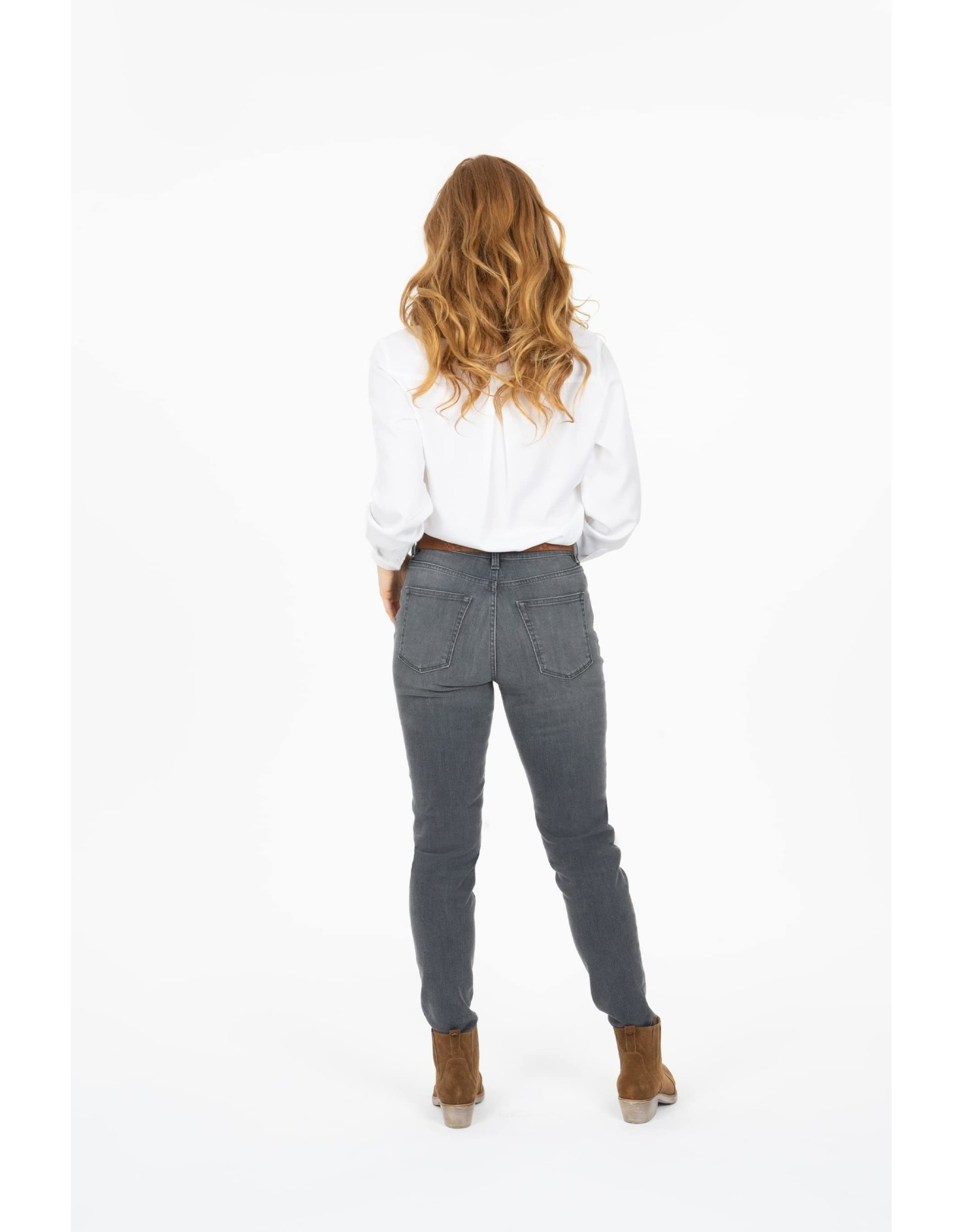 Zusss Zusss frisse blouse wit