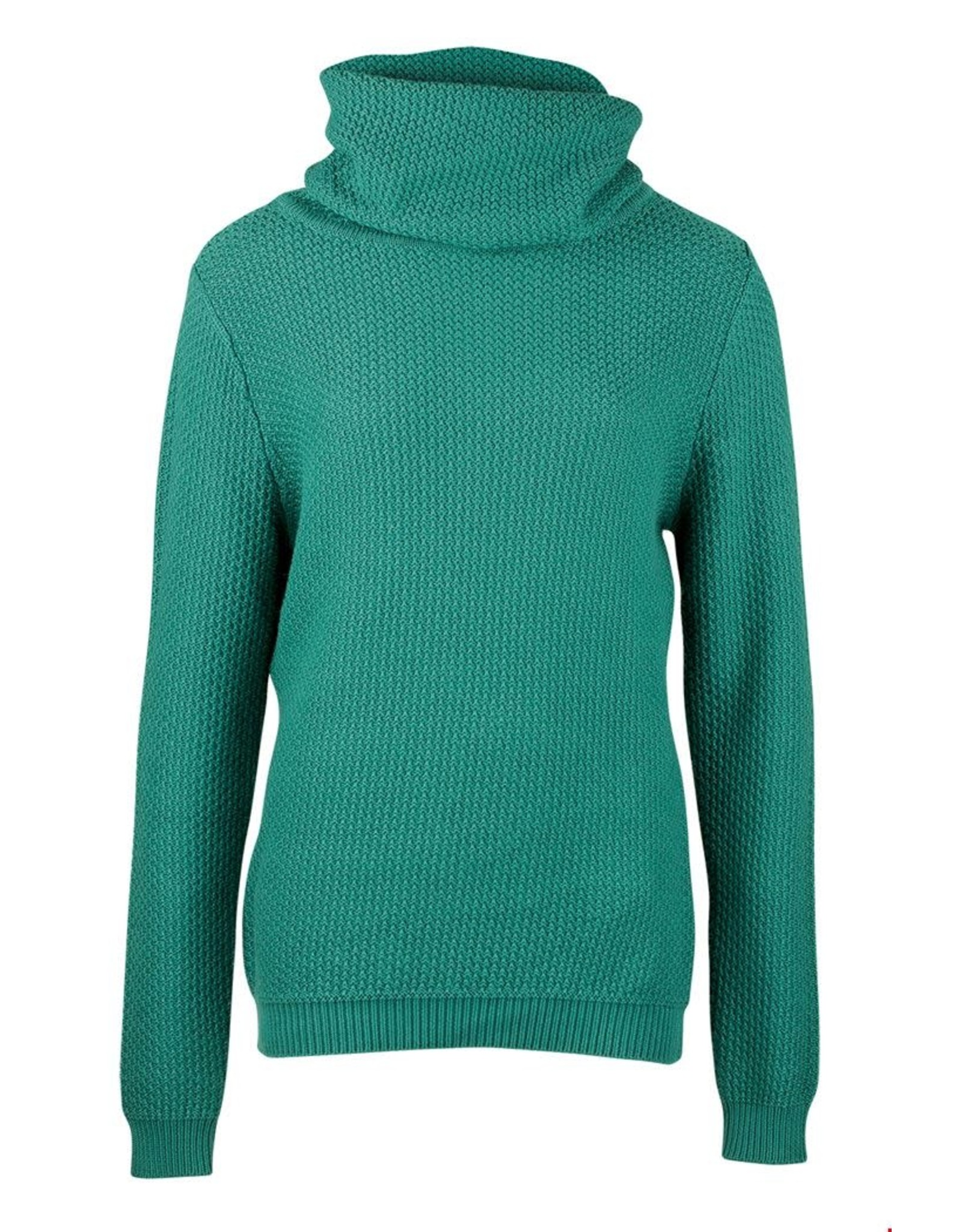 zilch Zilch sweater 02COT30.056 Petrol 074
