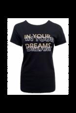 Elvira Elvira T-shirt Dream black E4 20-021