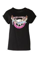Rebelz REB 1268 T-Shirt Sophie-Zwart