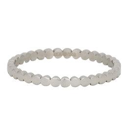 IXXXI IXXXI Flat Circles ring Silver