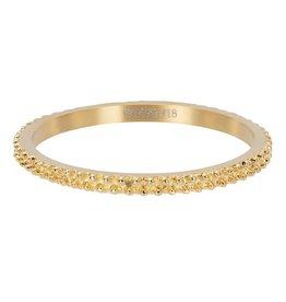 IXXXI IXXXI Caviar ring Gold