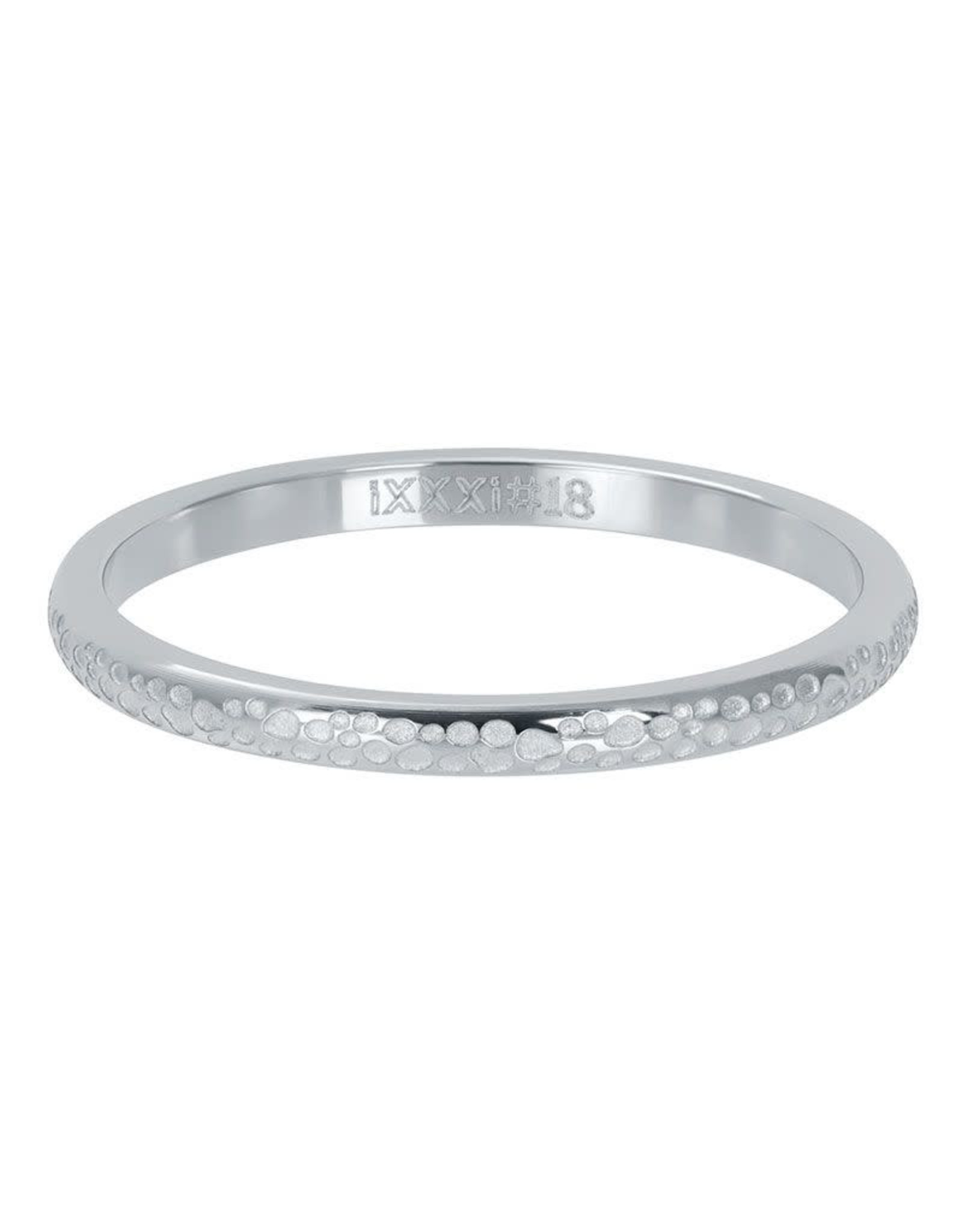 IXXXI IXXXI Dancer ring Silver