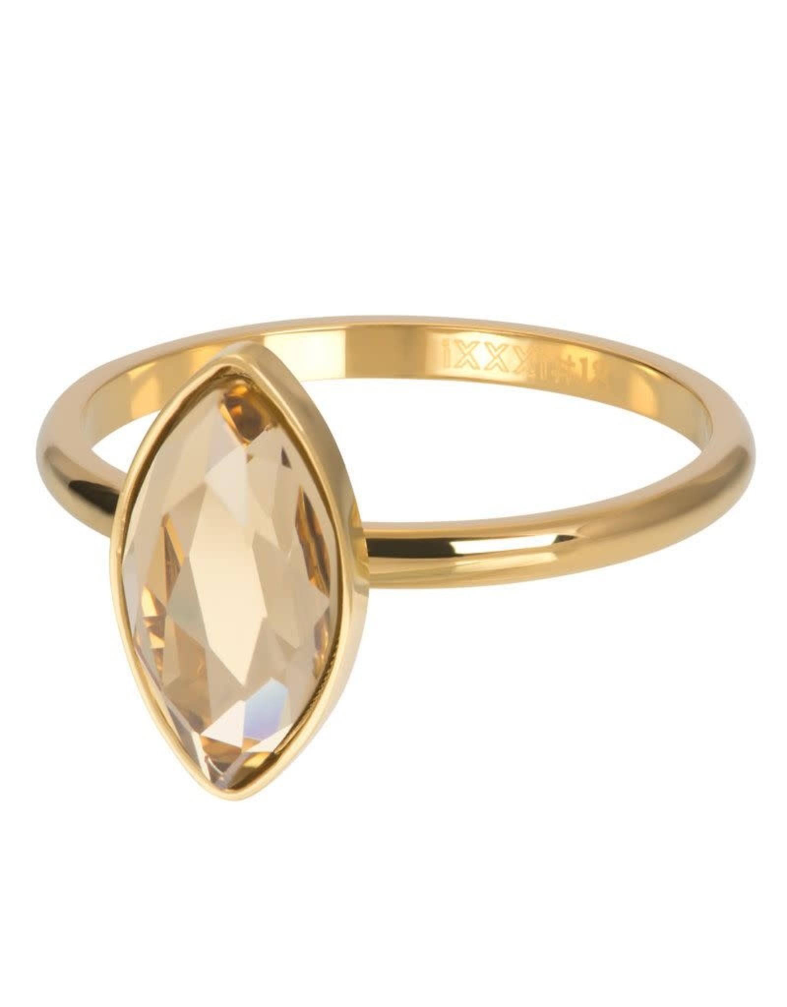 IXXXI IXXXI Royal Diamond ring Topaz