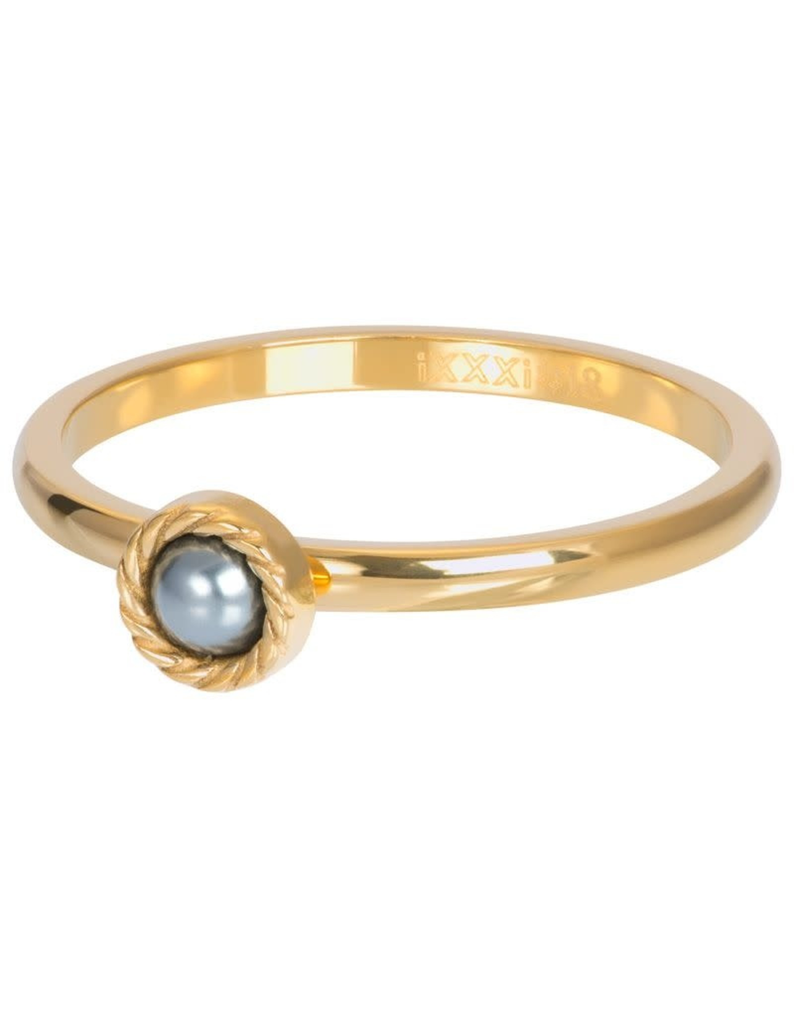 IXXXI IXXXI Royal Grey ring Gold