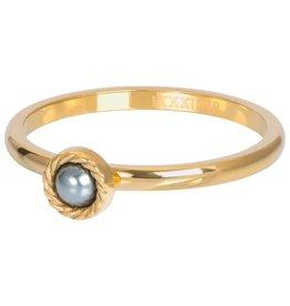 IXXXI IXXXI Royal Grey ring Gold