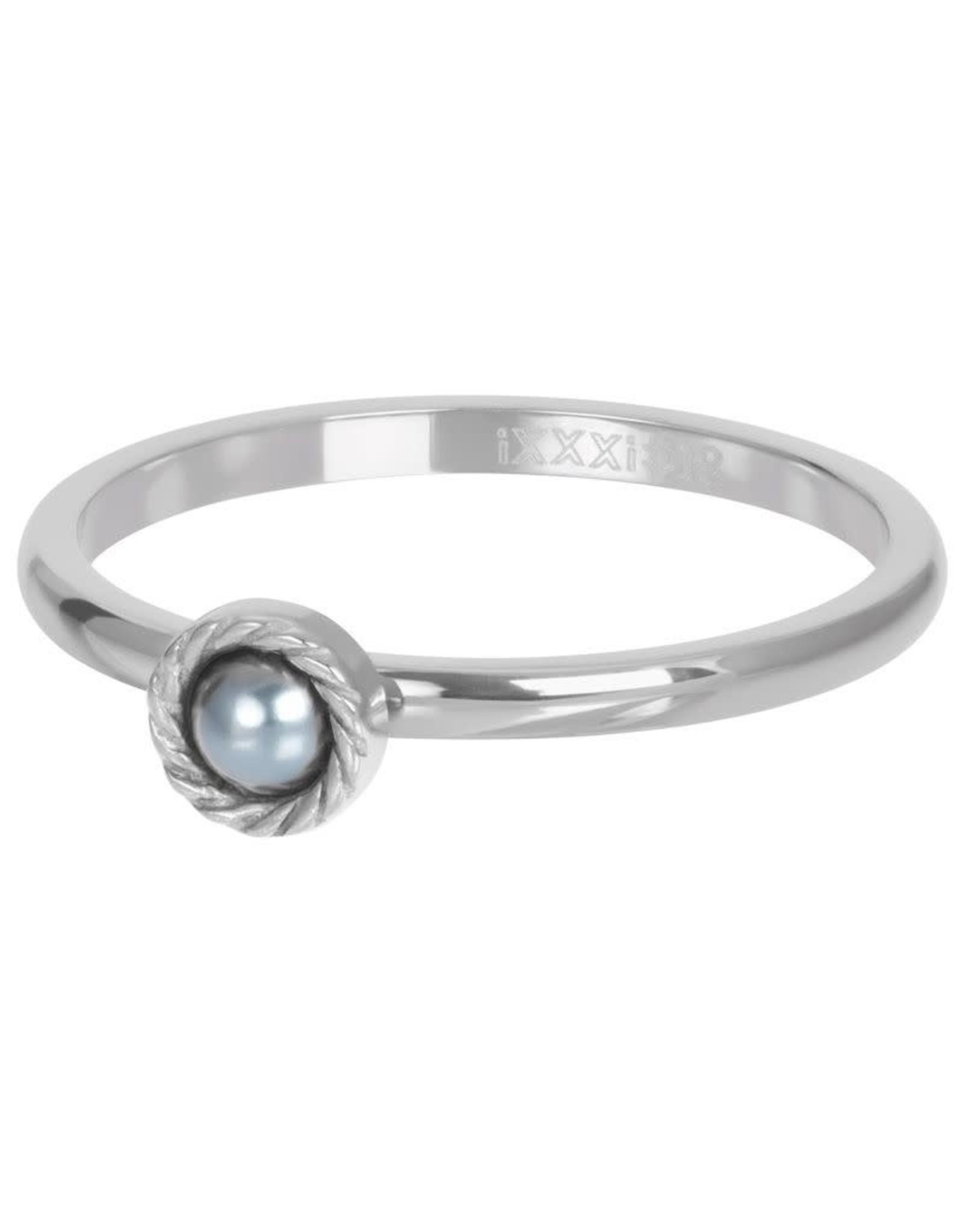 IXXXI IXXXI Royal Grey ring Silver