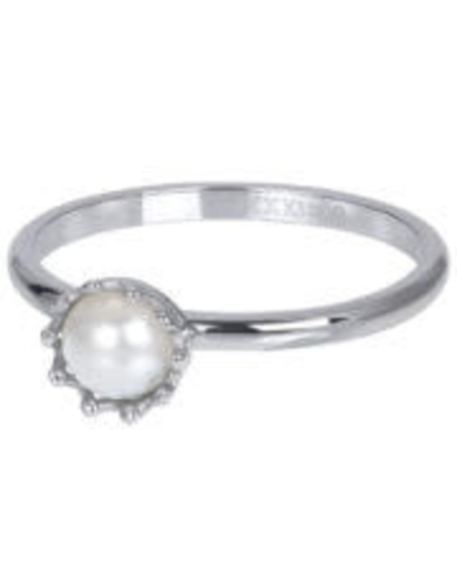 IXXXI IXXXI Little Princess ring Silver