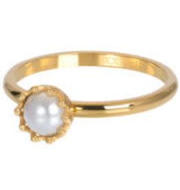 IXXXI IXXXI Little Princess ring Gold