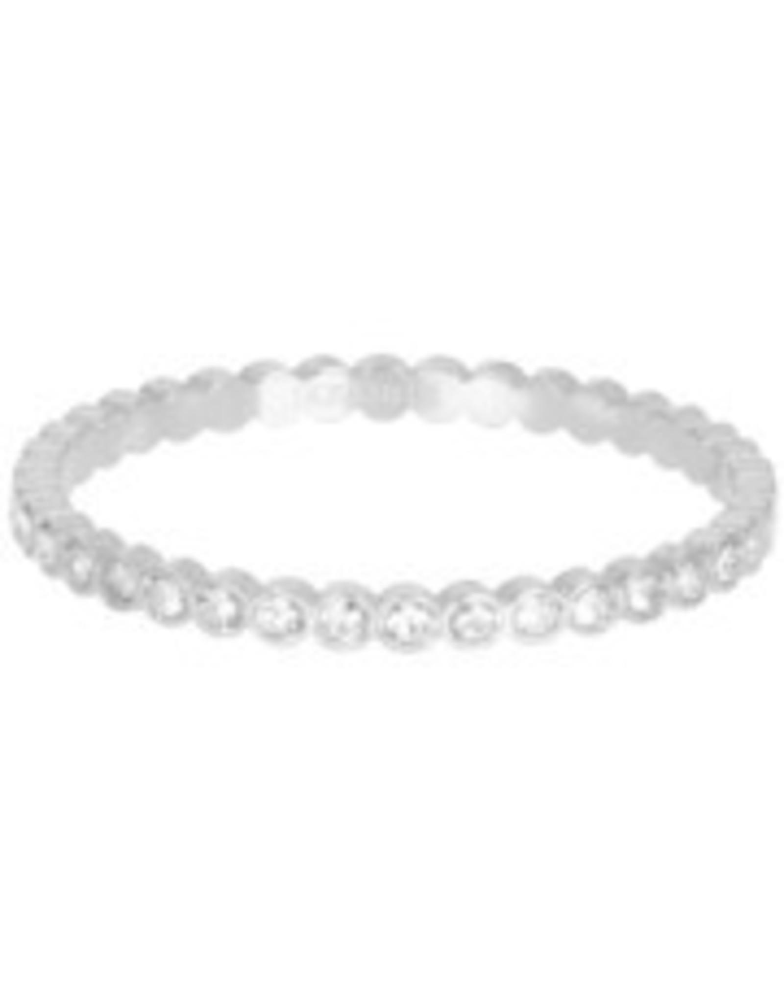 IXXXI IXXXI Small Circle Stone ring Silver
