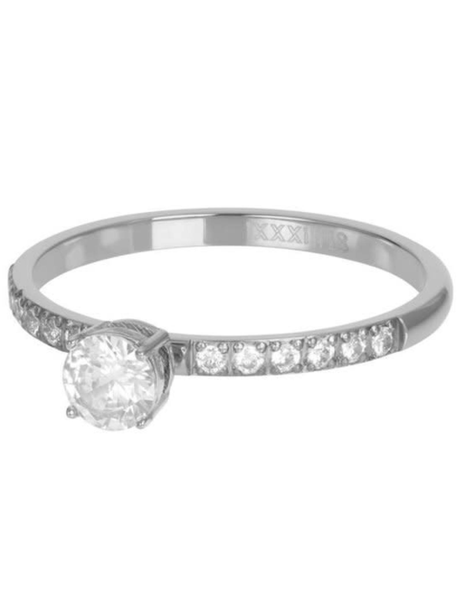 IXXXI IXXXI Queen ring Silver