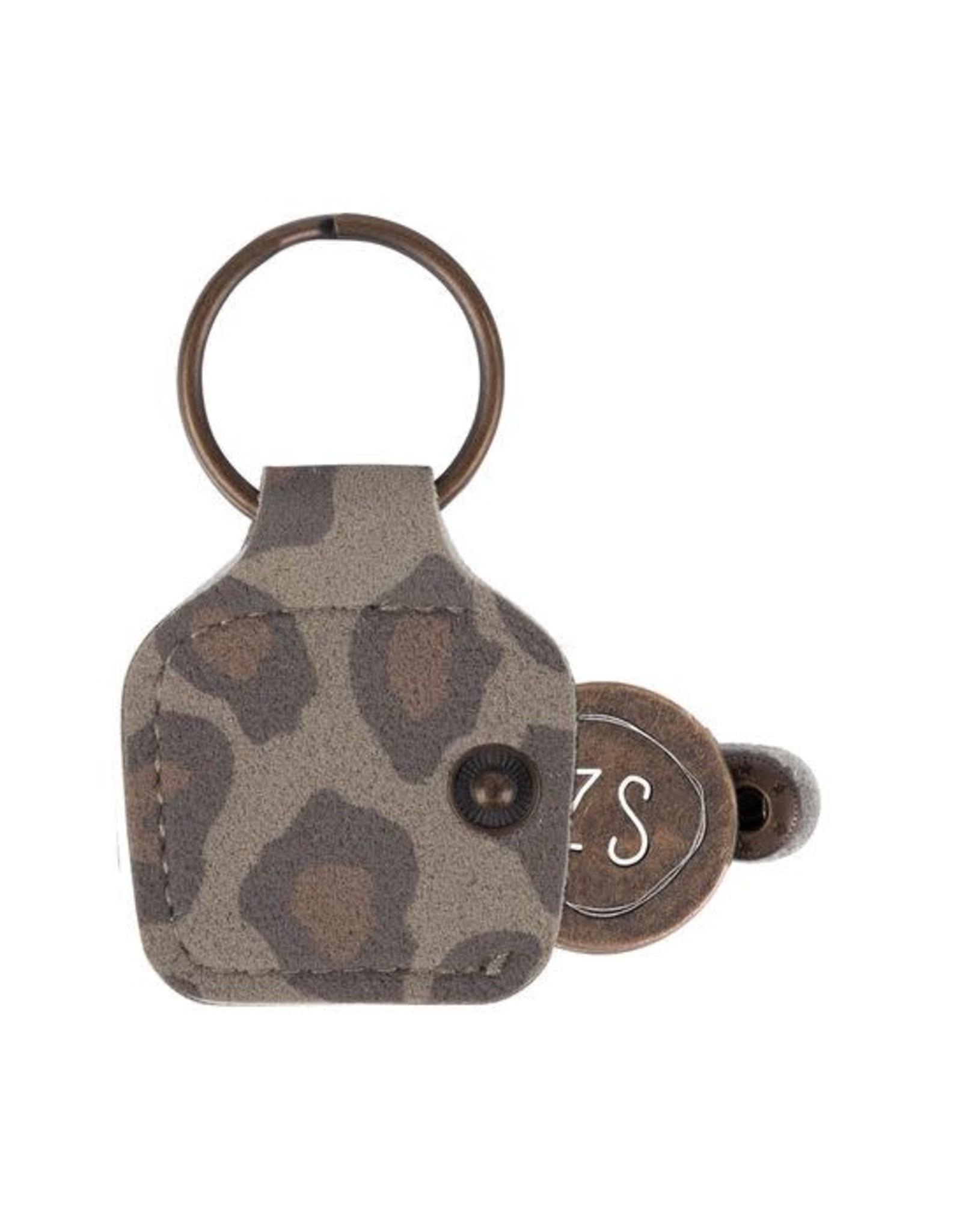 Zusss Zusss Winkelwagenmuntje hartje leopard