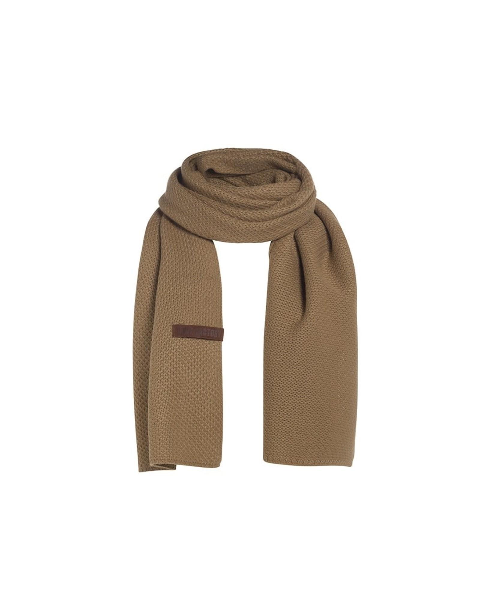 Knit Factory Knit Factory 1236520 Jazz Scarf 200x30 New camel