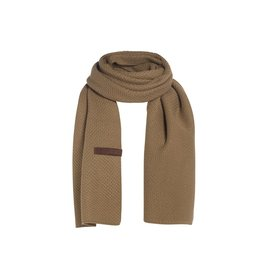 Knit Factory Knit Factory Jazz Scarf New camel