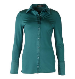 Rebelz Rebelz Blouse Angelina Forest