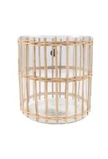 Zusss Zusss Windlicht Bamboe L