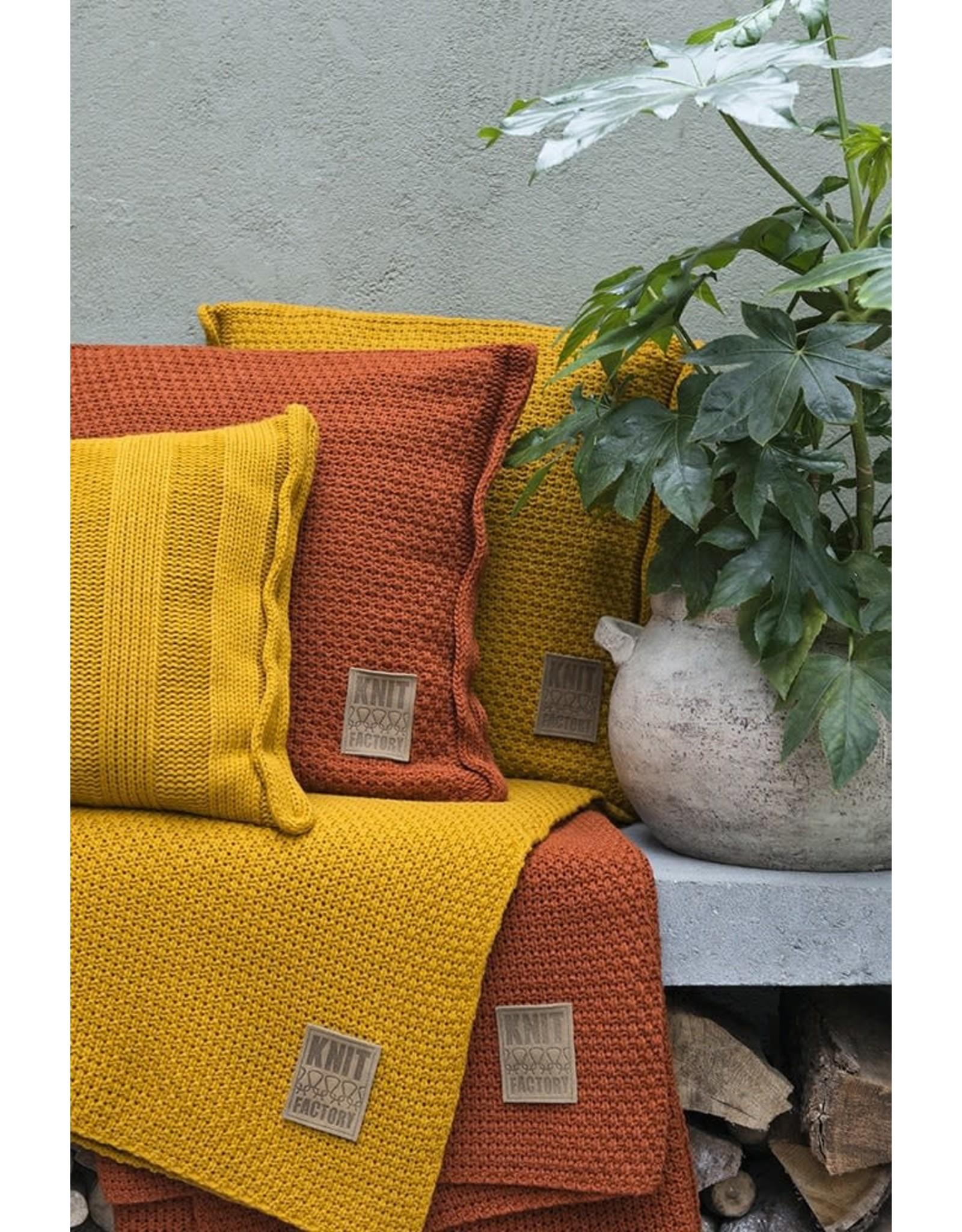 Knit Factory Knit Factory Kussen Jesse 60x40 Terra
