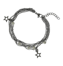 IXXXI IXXXI Bracelets Chain ball star Black