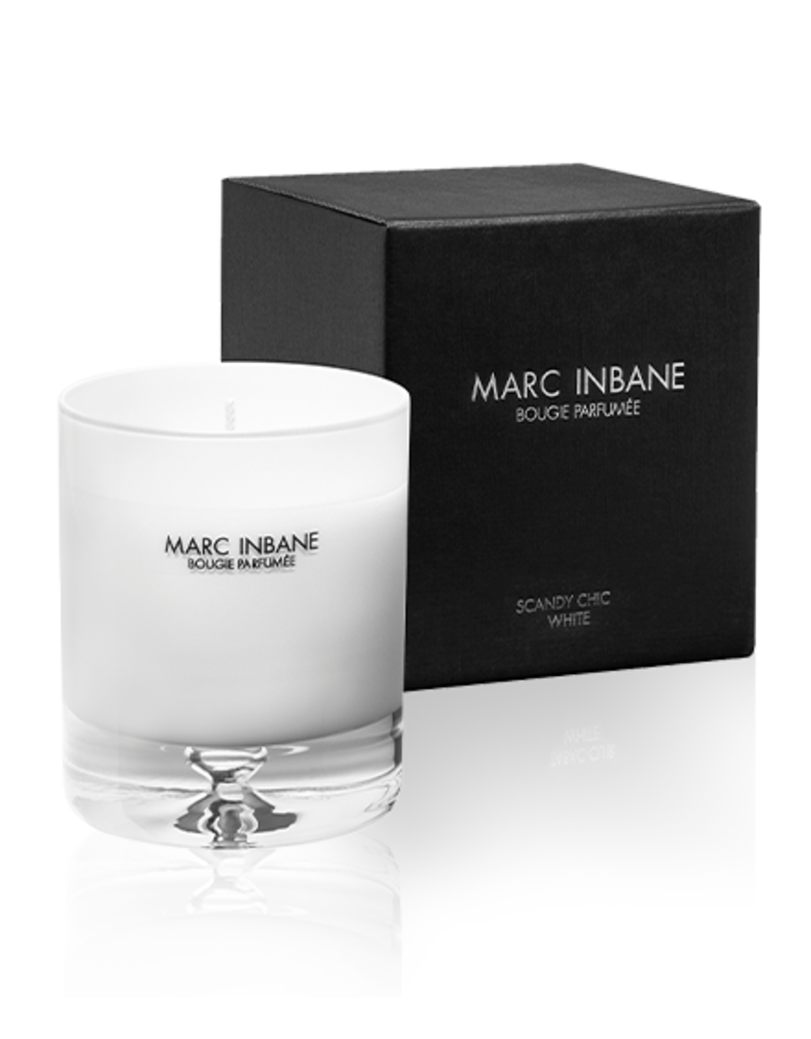 marc inbaine Marc Inbane Bougie Parfumee Scandy Chic White