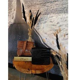 Elvy Elvy Nancy shoulder bag taupe