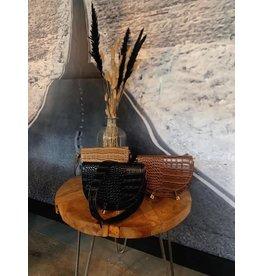 Elvy Elvy Ann saddle bag black