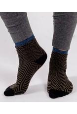 Zusss Zusss Sjieke sokken Groen