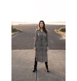 Zusss Zusss hippe jurk print