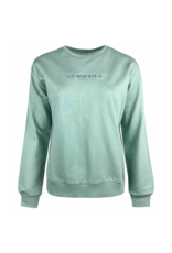 Elvira Elvira sweater Selena E1 21-005 - light green