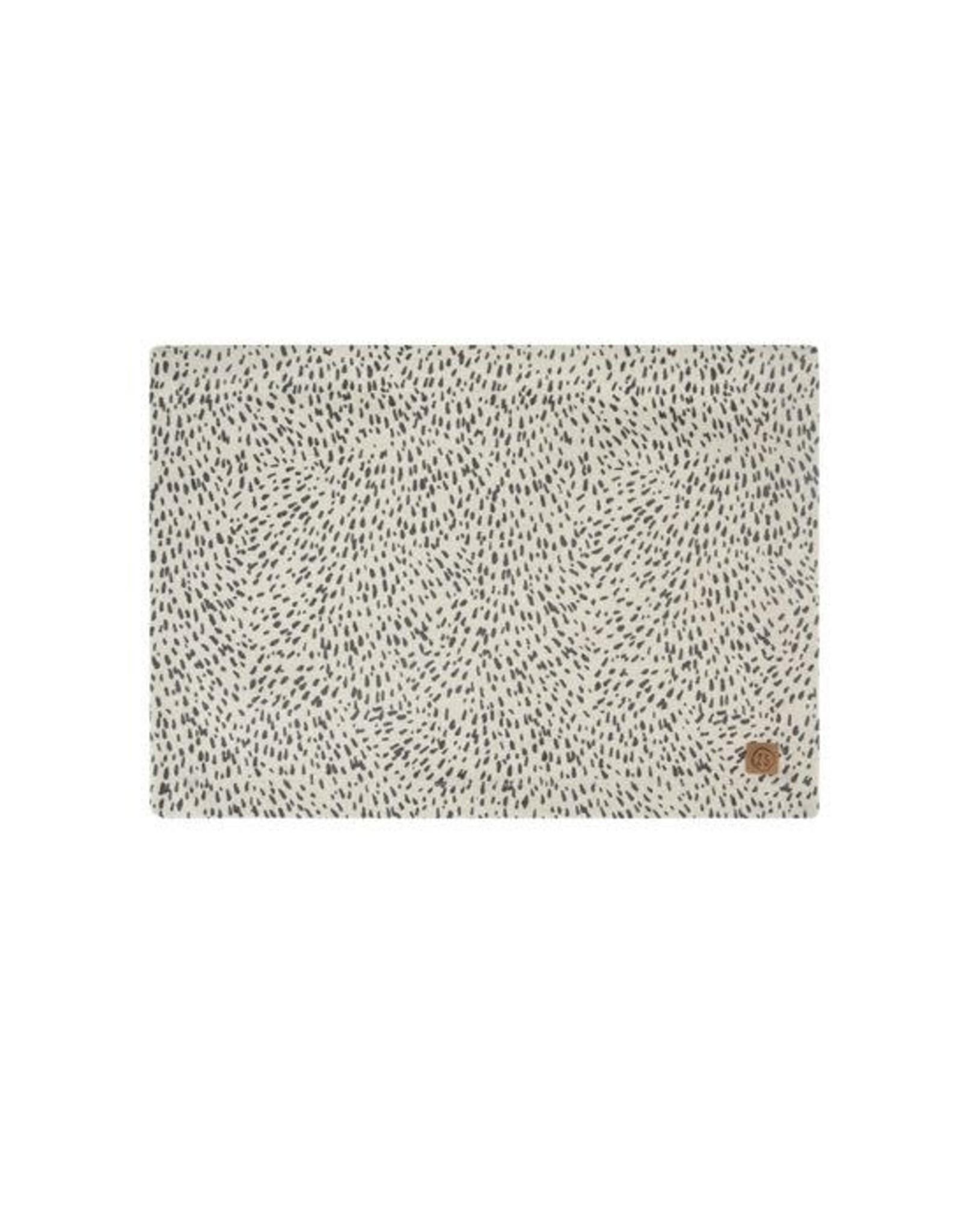 Zusss Zusss placemat spikkels zand